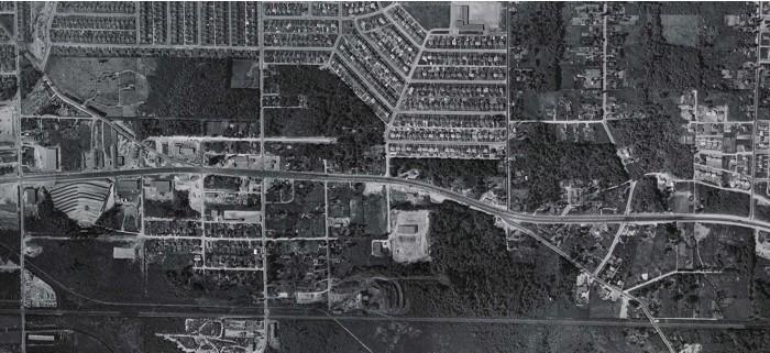 Brentwood 1956 slide